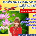 Tuyển đại lý bán vé máy bay Vietjet Air ở Đồng Tháp