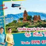 Tuyển đại lý vé máy bay cấp 2 tại Ninh Thuận