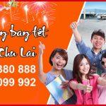 Vé máy bay Tết đi Chu Lai tại Hóc Môn