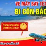 Vé máy bay Tết đi Côn Đảo tại Hóc Môn