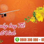 Vé máy bay Tết đi Vinh tại Hóc Môn