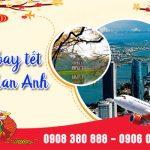 Vé máy bay tết đường Phan Anh quận Bình Tân TPHCM