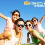 Vietnam Airlines dành tặng nhiều ưu đãi cho gia đình dịp hè