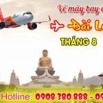 Giá vé máy bay đi Đài Loan tháng 8