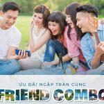 Vietnam Airlines tung chương trình Friend Combo ưu đãi đến 50% giá vé
