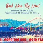 Philippine Airlines khuyến mãi vé máy bay giá chỉ từ 98 USD