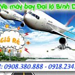 Vé máy bay Đại lộ Bình Dương thị xã Thuận An tỉnh Bình Dương – Duy Đức