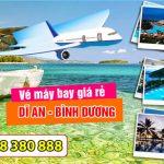 Vé máy bay đường Cao Bá Quát Dĩ An tỉnh Bình Dương – Việt Mỹ