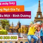 Vé máy bay đường Ngô Gia Tự thành phố Thủ Dầu Một tỉnh Bình Dương