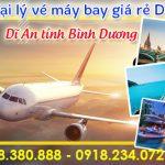 Vé máy bay đường Thống Nhất Dĩ An tỉnh Bình Dương – Duy Đức
