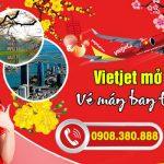 Vietjet mở bán vé máy bay Tết giá rẻ 2020