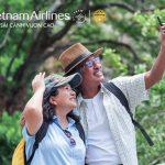 Vietnam Airlines ưu đãi đặc biệt giảm giá vé cho người cao tuổi