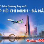 Bamboo Airways mở đường bay mới TP Hồ Chí Minh – Đà Nẵng