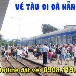 Vé tàu đi Đà Nẵng giá rẻ