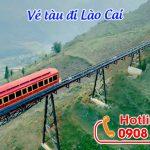 Vé tàu đi Lào Cai