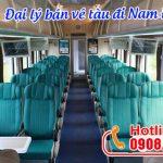 Vé tàu đi Nam Định