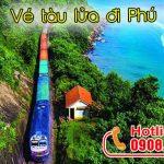 Vé tàu đi Phú Yên