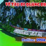 Vé tàu đi Quảng Bình