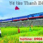 Vé tàu đi Thanh Hóa