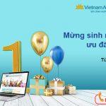 Vietnam Airlines giảm 10% giá vé trên toàn mạng bay