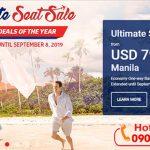 Philippine Airlines khuyến mãi khủng giá vé chỉ từ 79 USD