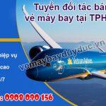 Tuyển đối tác bán vé máy bay tại TPHCM