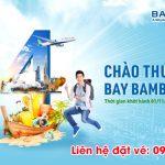 Bamboo Airways ưu đãi giá vé ngày thứ 4