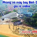 Phòng vé máy bay Bình Định giá rẻ online