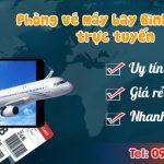 Phòng vé máy bay Bình Phước trực tuyến