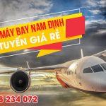Phòng vé máy bay Nam Định trực tuyến giá rẻ