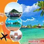 Phòng vé máy bay online Kiên Giang giá rẻ