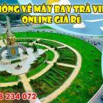 Phòng vé máy bay Trà Vinh online giá rẻ