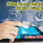 Phòng vé máy bay trực tuyến Bà Rịa-Vũng Tàu
