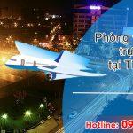 Phòng vé máy bay trực tuyến Thanh Hóa