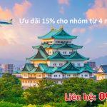 Vietnam Airlines ưu đãi 15% giá vé cho nhóm từ 4 người