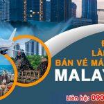 Đăng ký làm đại lý bán vé máy bay đi Malaysia tại Duy Đức