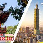 Đặt vé máy bay Vietjet từ Hà Nội đi Đài Bắc