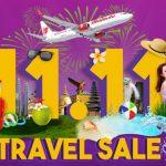 Malindo Air khuyến mãi bay 11-11