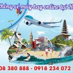 Phòng vé máy bay Hà Giang online