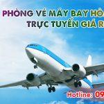 Phòng vé máy bay Hòa Bình trực tuyến giá rẻ
