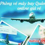 Phòng vé máy bay Quảng Ninh online giá rẻ