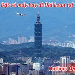 Tại Tây Ninh mua vé máy bay đi Đài Loan ở đâu?