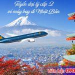 Tuyển đại lý cấp 2 vé máy bay đi Nhật Bản