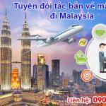 Tuyển đối tác bán vé máy bay đi Malaysia