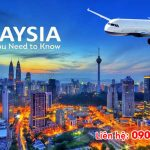 Tuyển đối tác bán vé máy bay quốc tế đi Malaysia