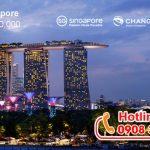 Ưu đãi hấp dẫn khám phá Singapore