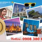 Bay khắp Đông Nam Á cùng Vietnam Airlines chỉ từ 5 USD khứ hồi