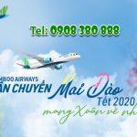 Bamboo Airways triển khai vận chuyển mai đào Tết 2020