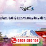 Đăng ký làm đại lý bán vé máy bay đi Nhật Bản tại Duy Đức