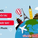 Duy Đức tuyển đối tác bán vé máy bay tại Bình Phước